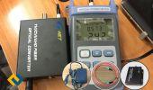 Hướng dẫn kiểm tra suy hao quang với Converter