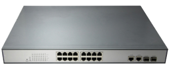 Switch quang PoE 16 Port HHD-280GX/PGE-AF 10/100/10