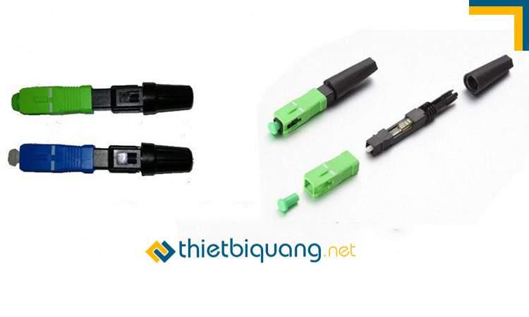 Đầu nối quang nhanh Fast conector