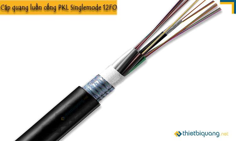 Mua cáp quang luồn cống Singlemode 12FO giá rẻ ở đâu?