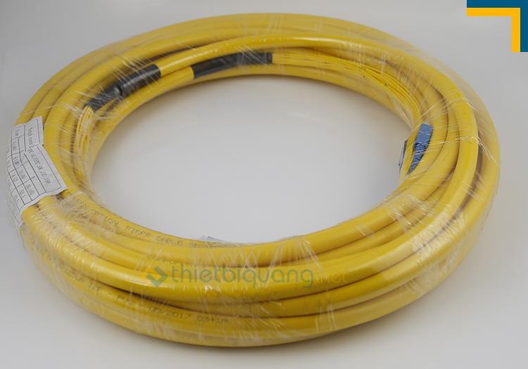 Kết quả hình ảnh cho dây nhảy quang Single core SC - LC
